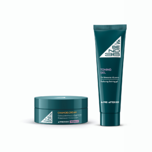 CHAMOIS CREAM WOMAN + TONING GEL