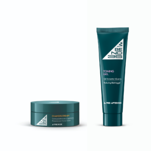bend36-CHAMOIS CREAM MAN + TONING GEL